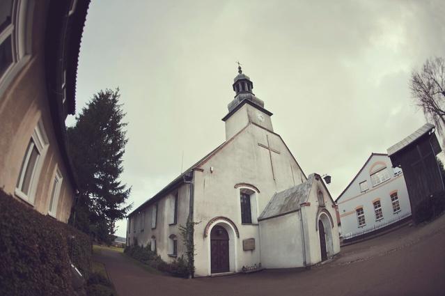 Kościół Matki Boskiej Częstochowskiej w Krośnie